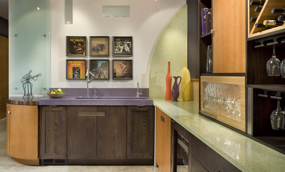 kitchen remodel ideas - Bold Kitchen