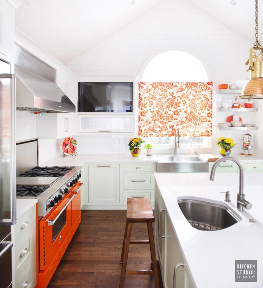 Bold Kitchen Designs