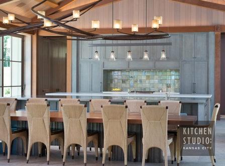 Kitchen Studio KC - Custom Pool House